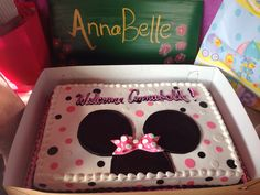 9 Best Minnie Mouse Baby Shower Images On Pinterest Baby
