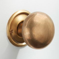 Plain Bun Mortice or Rim Door Knobs Antique Satin Brass: A pair of nicely weighted simple bun design mortice door knobs finished in antique satin Knobs And Handles, Door Handles, Square Plates, Door Knobs, Hardware, Satin, Brass, Doors, Antiques