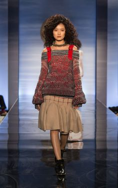 knitGrandeur: FIT The Future of Fashion 2017, Knitwear