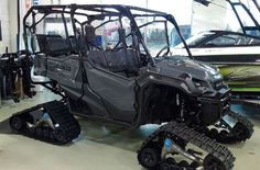 """2016 Honda Pioneer 1000-5 Lifted with 30"""" Tires & Wheels! Check ..."""