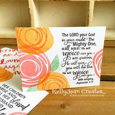 KellyJean's Pass It On Cards