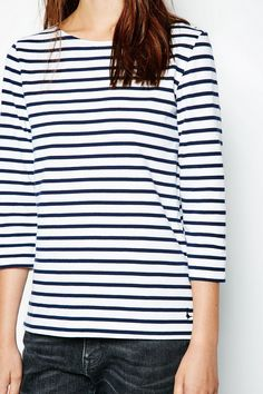 Buy the Alburgh Breton Stripe Top from Jack Wills.