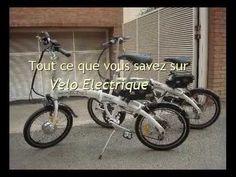 Velo electrique Onda mini, modele velo electrique pliant batterie au lithium http://www.youtube.com/watch?v=Uypb_H-jTp4