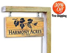 Home sign.home sweet home sign.rustic home sign.home letters.personalized home sign.home decor.home sweet home (Yard Sign) Custom Outdoor Signs, Custom Yard Signs, Driveway Sign, Driveway Landscaping, Camper Signs, Pam Pam, Lawn Sign, Diy Casa, Gifts For Farmers