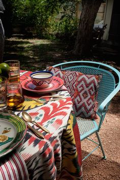 Moroccan-inspired dinner party