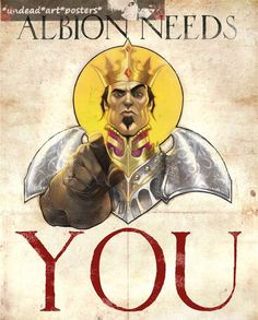 Fable 3 Print. £4.25, #UndeadArtPosters
