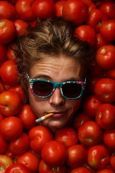 10 Advertising Modular Approach Photographs Fruits and Veggies
