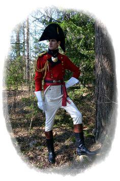 Canada 1812 - Generals Staff officer