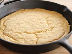 Herbed Cornbread : Thanks to the addition of a cup of buttermilk, Ree's easy cornbread turns out moist every time. She opts for a trio of dried herbs — basil, sage and thyme — in the batter to add warm, fragrant flavor in each bite.