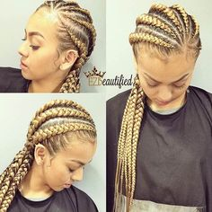 Wonderful 31 Stylish Ways To Rock Cornrows