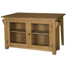 Landhausmöbel küche  rustikale Kücheninsel, Landhausmöbel, Küche, Einrichten, Wohnen ...