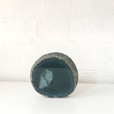 Sea Green Double Polished Agate Slice