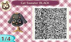 A Collection of Cute QR Codes   |    http://animalcrossingcloset.tumblr.com/post/97722868674/no-dot-png-i-was-bored-so-i-decided-to-make