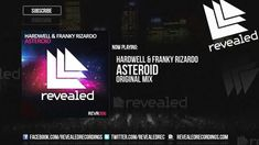Hardwell & Franky Rizardo - Asteroid (Original Mix) Electronic Music, Documentary, The Originals, Floor, Dance, Get Well Soon, Wish, Places, Boden