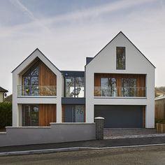 Antony & Hayley's self build in Clevedon | Twenty-five years in our dreams………..
