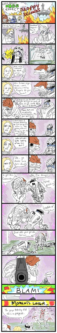 I agree with Garrus and Wrex. When I first played through, I was kind of pissed that I basically convinced him to just kill himself