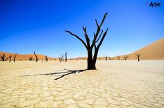The untouched landscapes of Namibia - Abbi Kemp