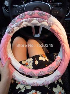 Cheap Four Wheelers For Sale >> NRG 350MM STEERING WHEEL Classic PINK Wood Grain & Neo ...