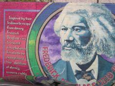 Belfast Murals:  International Wall