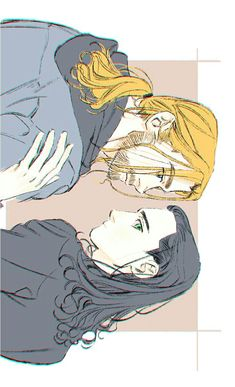 Thor & Loki / Ragnarok || Cr: pd_honey