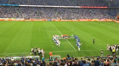 CL Quali FC Basel vs. Lech Posen
