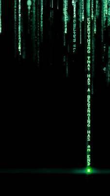 Matrix code #nerdy #geek