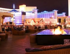 PURE - Las Vegas Caesars palace no cover charge 4 clubs in one