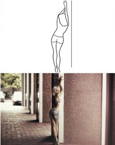 20 successful female poses for the photoshoot 19