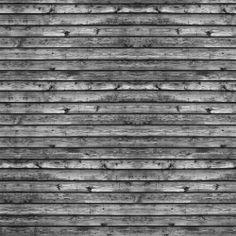 Rebel Walls - Horizontal Boards Mural - Black