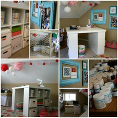 Craft Room ideas- Creative Spaces - Today's Creative Blog