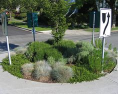 roundabout landscaping - Google Search