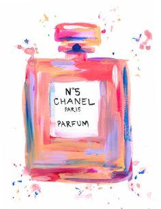 chanel + parfum