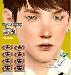 Eyes 59 at Tifa Sims Blog - Sims 3 Finds