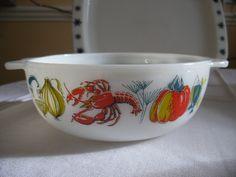 Pyrex Lobster