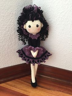 Ravelry: BereaGirl's Lilith, the Love-Stricken