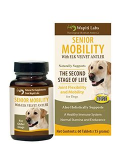 Wapiti Labs Senior Mobility  60 ct *** Check this awesome product by going to the link at the image.Note:It is affiliate link to Amazon.