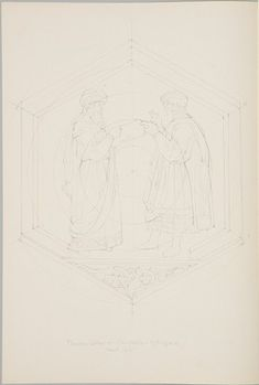 From the Harvard Art Museums' collections Detail of Pythagoras, Campanile, Florence Cathedral, Florence, Italy Florence Cathedral, Harvard Art Museum, Florence Italy, Museums, Masters, Contemporary Art, Collections, Detail, Drawings