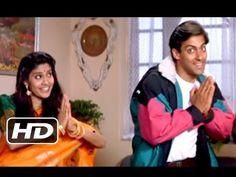 Lo Chali Main - Hum Aapke Hain Koun - Salman Khan, Madhuri Dixit & Renuka Shahane - YouTube