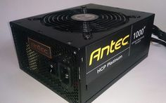 Antec HCP-1000 High Current Pro PC PSU Power Supply 1000W
