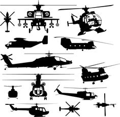 Collection of Helicopters Vinyl Wall Decal American Aviation USA Rotor Aircraft via Etsy Wall Decal Sticker, Vinyl Decals, Godzilla, Stick Figure Drawing, Aviation Decor, Room Stickers, Silhouette Clip Art, Wood Burning Patterns, Small Quilts