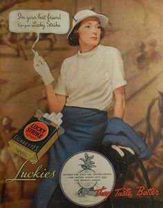 Lucky Strike 1935