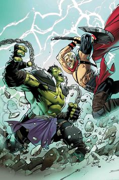 Amadeus cho (hulk) vs odinson