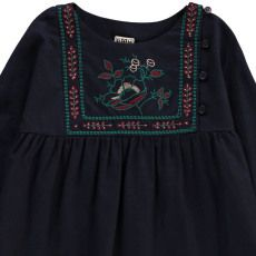 Bonton Jumping Embroidered Blouse-listing