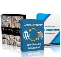 Empreendedores & Tecnologia: Curso BlogCommerce