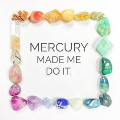 Feeling the cosmic chaos? Blame it on mercury retrograde! #mercuryretrograde