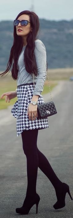Houndstooth  Bottom                                                                             Source