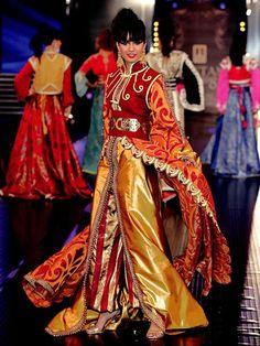 women's fashion marocaine
