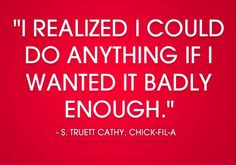 S. Truett Cathy, Chick-Fil-A. I went to high school in Hapeville, Ga., home of the original Chick-fil-A. Mr Cathy was a GOOD man and will be fondly remembered.