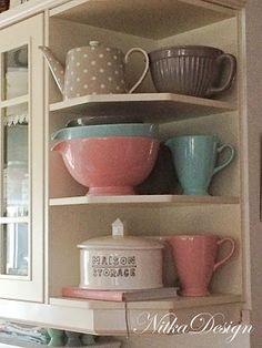 NitkaDesign: My white kitchen