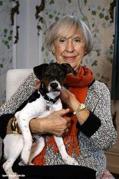 Lise Nørgaard - 98 år d. 14. juni 2015 The writer of Matador about Denmark starting in 1929.